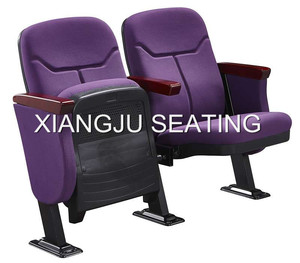 Wooden folding auditorium chair /cinema chairs