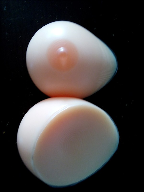 Beautiful Silicone Artificial Breast for Transgender Realistic Fake Boobs Hot Sale