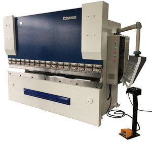 NEW CNC Electro-Hydraulic synchronous 4 axles CNC Press Brake,WC67Y series tube bending machine