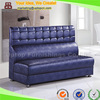 (SP-KS102) wood banquette booth seating bench restaurant furniture