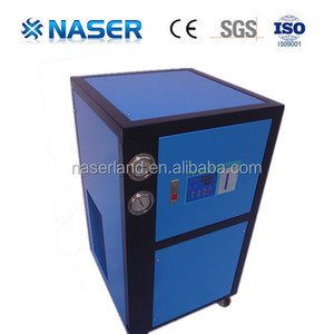 CE approved water cooling industrial chiller 5kw price for sale