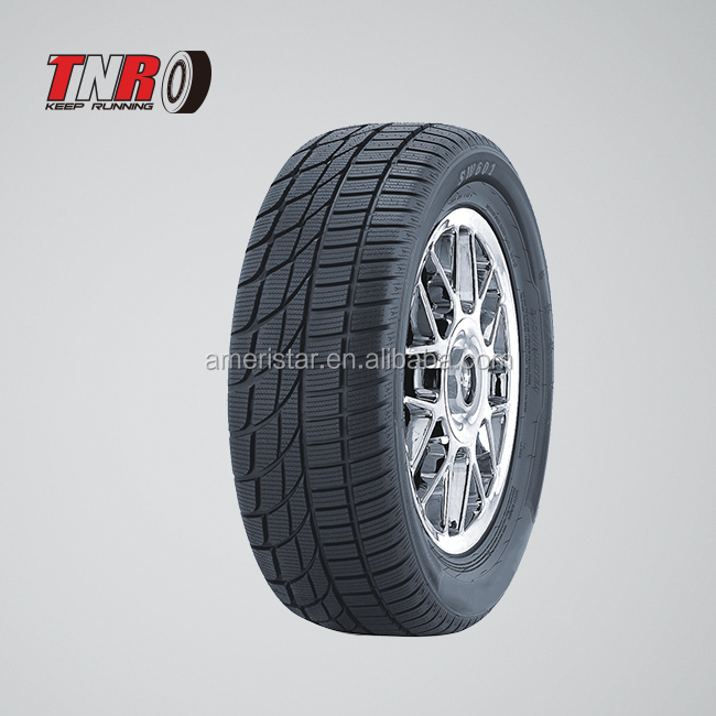 cheap price high quality car tire size 165/70R13 with M+S certification
