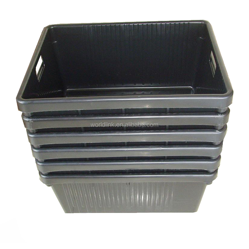 Super Quality Durable Transport Solid Plastic Tool Storage PP Box