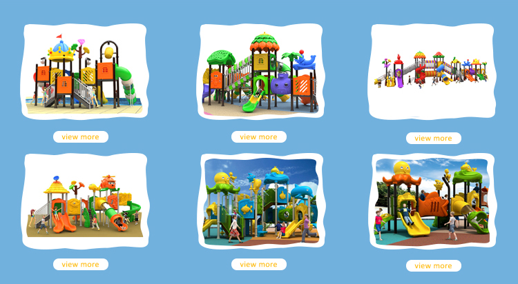 Factory price outdoor park playground amusement equipment
