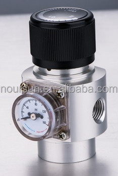 Adjustable Air regulator/Stainless steel Co2 regulator