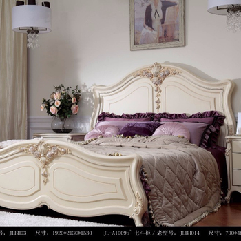 New Design European Style Bedroom Furniture Set