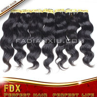 cheap 100 human hair 4a grade body wave natural weave hair packs wholesales peruvian