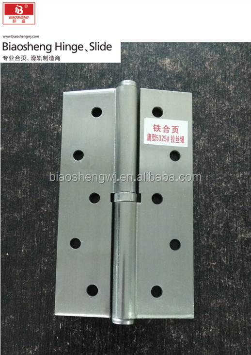 Special Door/Window Flag Hinge