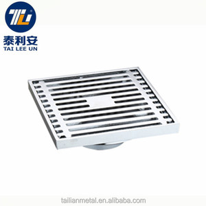 Bathroom products smart flexible channel outdoor drain cover ideal floor drain trap