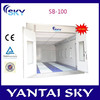 2015 hot sale down draft spray paiting booth, spray tanning booth, car painting box