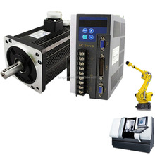 High Precision Electric 1 KW AC CE Japan Servo Motor Control Trainer for Industrial Vibrator Control Use as Machine Accessory
