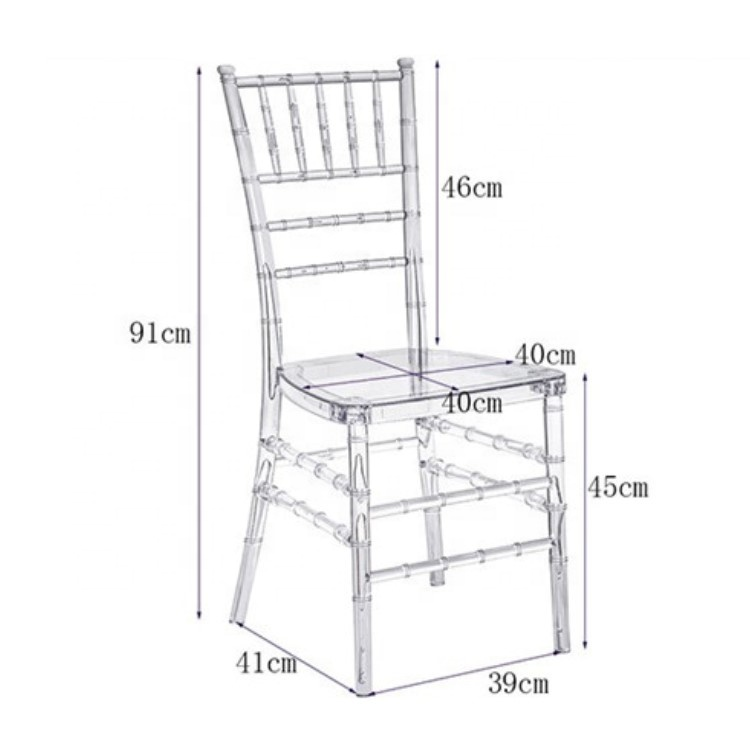 K-4001 lucency High quality <strong>wedding</strong> acrylic chair for <strong>wedding</strong>&banquet supplies