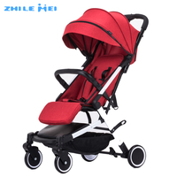 2018 New Pram Portable Pushchair Simple Baby Buggy Baby Carriage