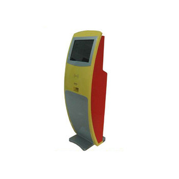 Netoptouch touch screen I-survey kiosk, way finder kiosk