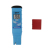PH-097 Blue Digital Waterproof LCD pH Temp Meter Water Quality pH Tester with ATC Tester for Pool Aquarium