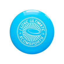 X-COM Frisbee Professional Manufacturer Low MOQ Supply 175grams Ultimate Disc Frisbee