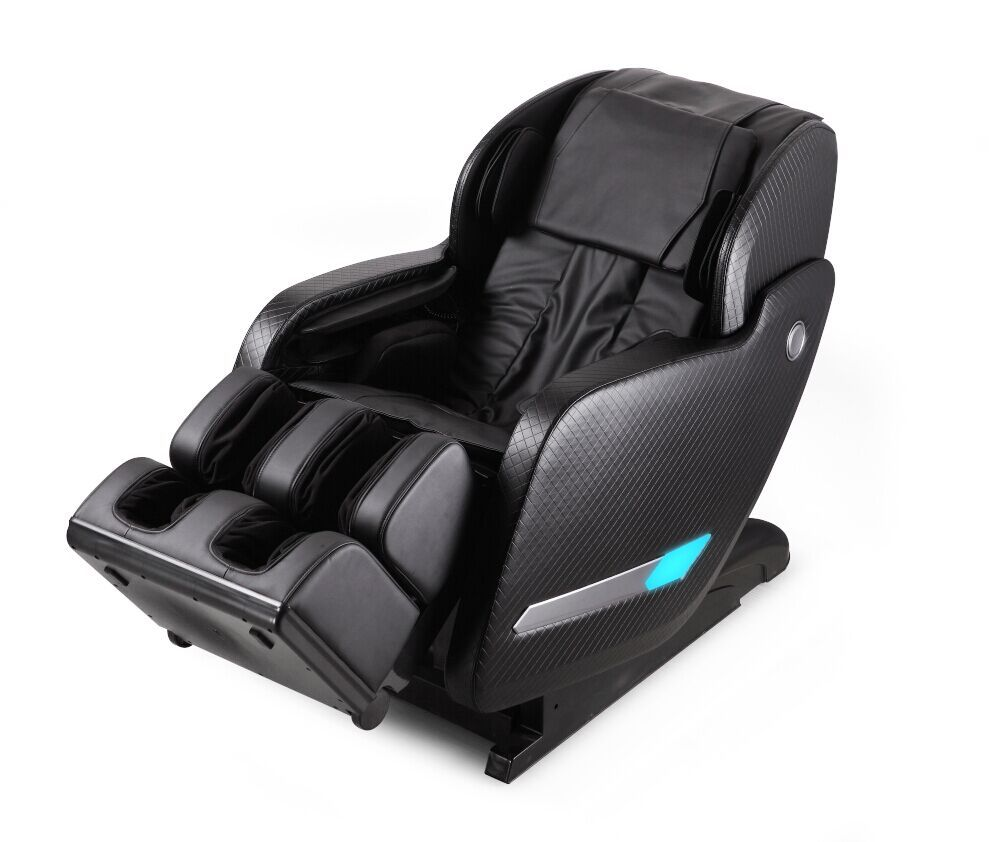 Elite Robo Pad Massage Chair Black Elite Robo Pad Massage Chair