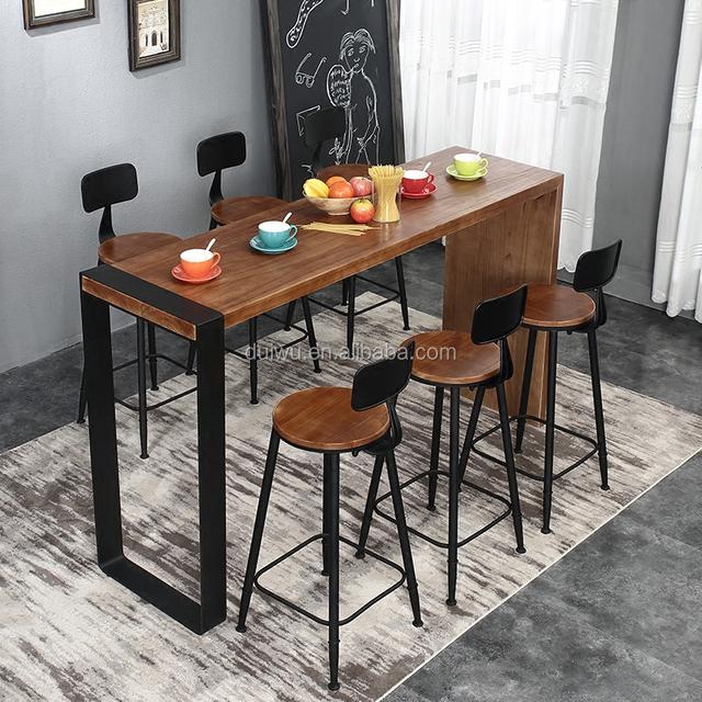 Foshan Furniture Customized Accept Home Bar Counter Design