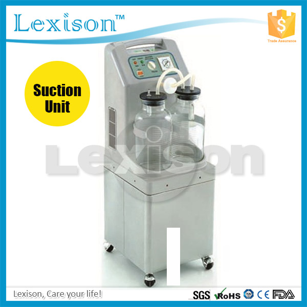 PWS-K901 China factory low noise two bottles medical suction machine price
