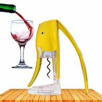 Best rabbit corkscrew red wine opener for bar and wine accessories