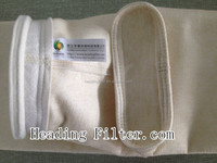 Dust Collection Parts Nomex Meta-aramid Filter Bags For Asphalt ...