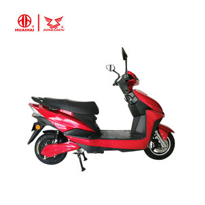 China Zongshen Brand 60V 800W 1000W Battery Driving Electric Scooter for Sale