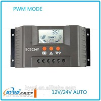 pwm 20A solar water heater controller m-7