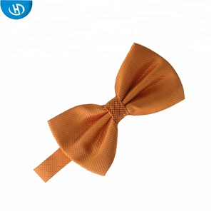Custom uniform school butterfly bow ties clips wholesale