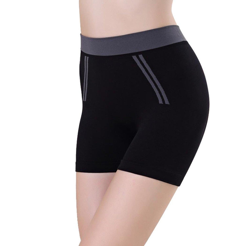 d7b7efaa10 Get Quotations · Creazy® Girls Women Summer Pants Women Sports Shorts Gym  Yoga Shorts
