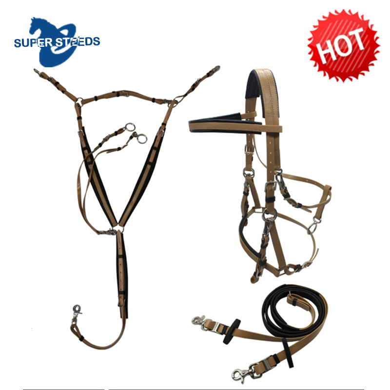 Donguan PVC of TPU paard racing apparatuur paardensport