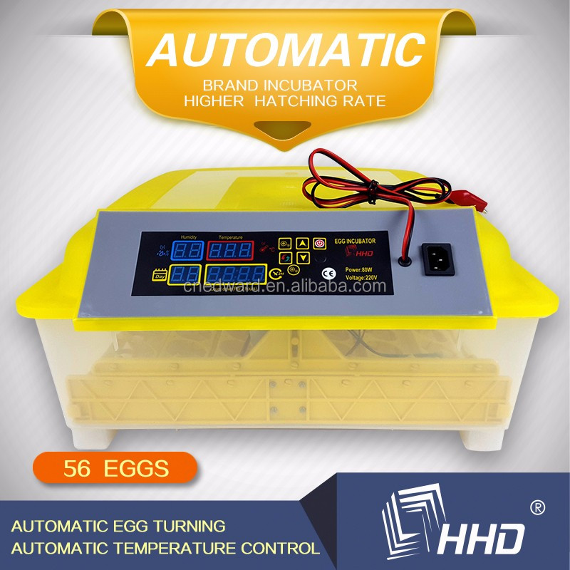 2015 hot selling commercial 48 poultry egg hatchery machine for sale with CE approved