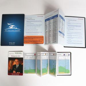 Mini Magnetic Phone Book Fridge Magnet Index Book