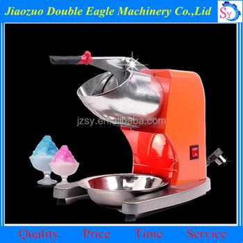 home use kitchen mini shave ice machineice cutter machine