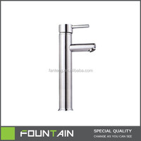 Hangzhou Sanitary Ware Bathroom Cabinet Countertop Basin Water Faucet Bathroom Wash Basin Faucet