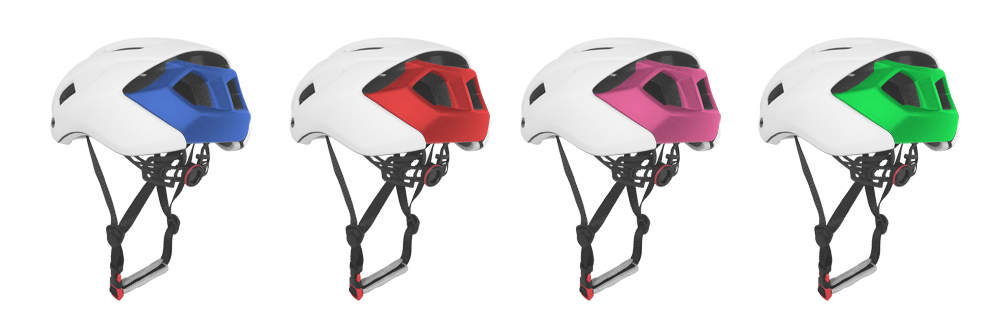 German cycling casco for Trails 12
