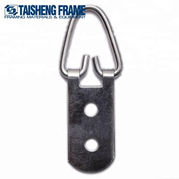 Ts-k009 Picture Frame Hardware Heavy Duty D Ring Hangers With Two 2 ...