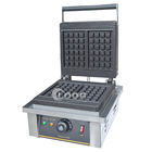 Commercial Electric Waffle Maker Cast Iron Plate Waffle Baker Machine