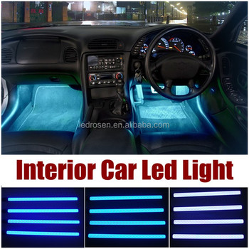 High Quality Dimmable Rgb Auto Led Interior Light With Cigarette ...