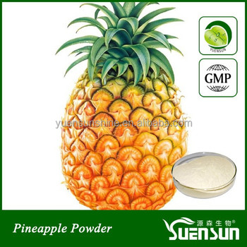 Freeze Dried Pineapple Powder