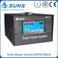 Superior service live solar system with led bulb and mobile solar charger