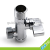 "Brass angle water valve with G1/2"" thread"