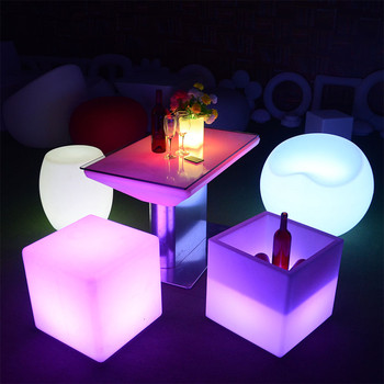 led party chairs illuminated plastic outdoor led furniture set sectional sofas chair table with lighting