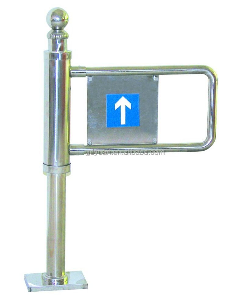Outdoor Disabled Swing Turnstile