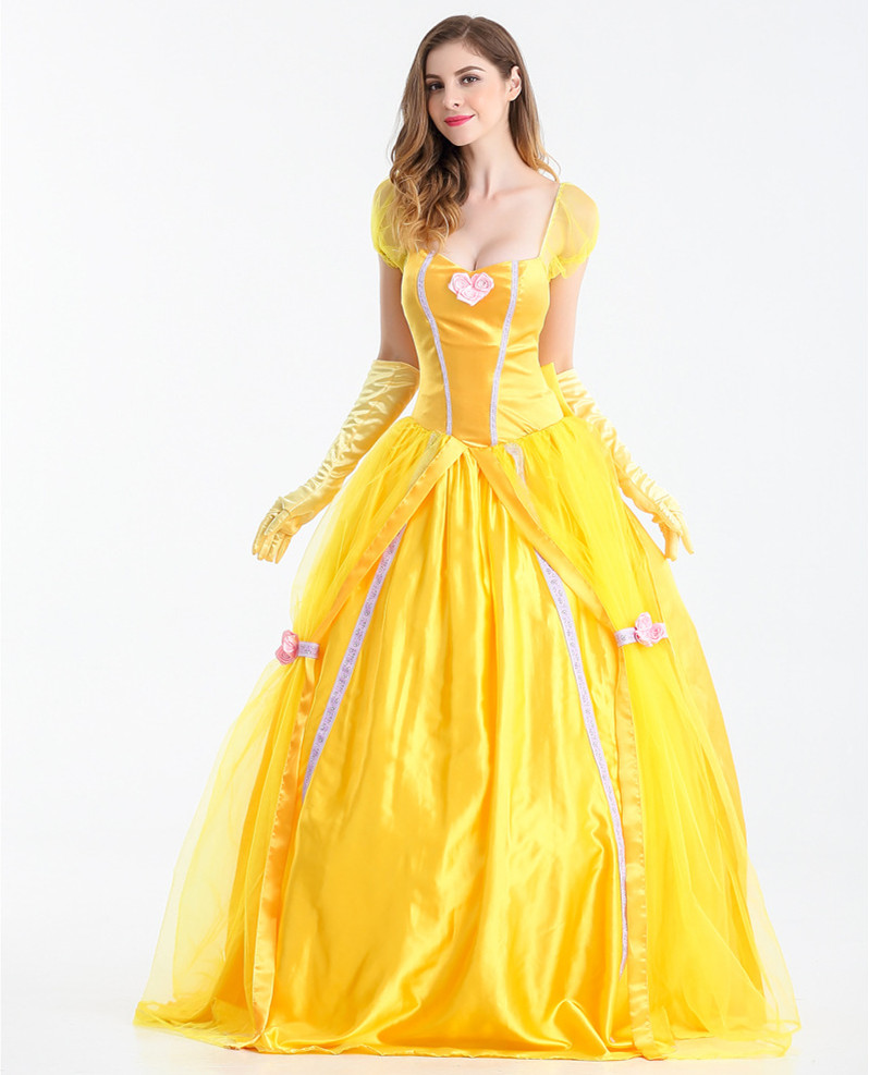 Belle Costumes For Adults 54