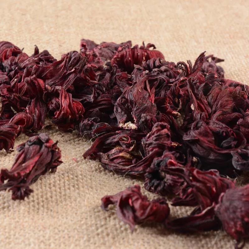 Dry Red Roselle Tea Hibiscus Flower Organic Dried Hibiscus Tea Prices Dried Hibiscus Flower Tea - 4uTea   4uTea.com