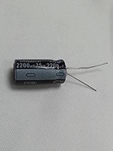 2Pcs 820uf 25V 105C Rubycon  10X20