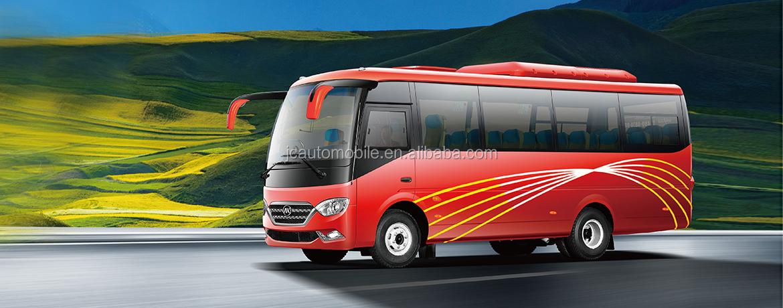 RHD 50-60 ที่นั่งทัวร์รถบัสโดยสารหรูหรา Coach Bus สำหรับขาย