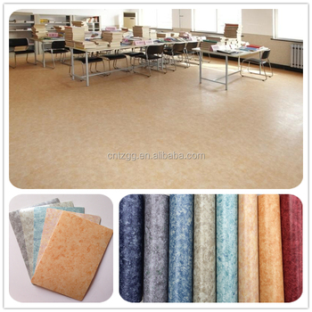 Vinyl Rubber Linoleum Flooring Roll For Indoor Use With Best Price - Best price on linoleum flooring