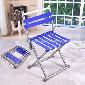 Fishing Standing Folding Chair Camping High Back Small Folding Stool Camping Chairs