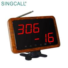 SINGCALL pager <span class=keywords><strong>restaurant</strong></span> drahtlose paging-system für gast
